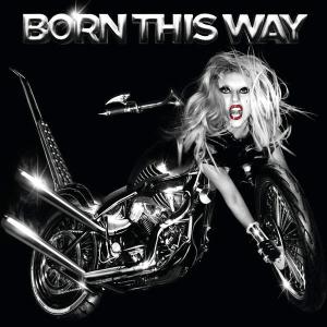 Lady Gaga Born This Way Vinyl