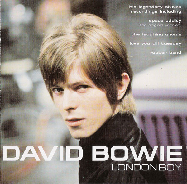 David Bowie London Boy