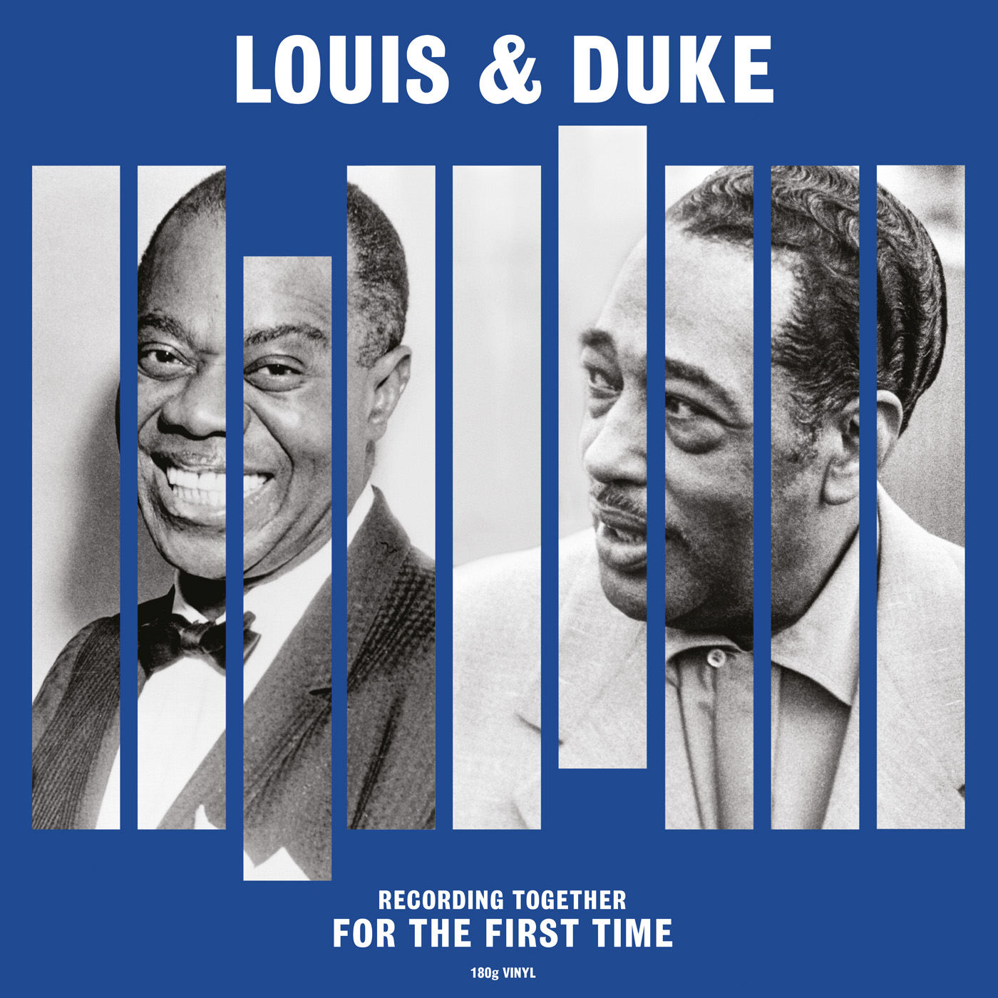 Louis & Duke Recording Together For The First Time Vinyl