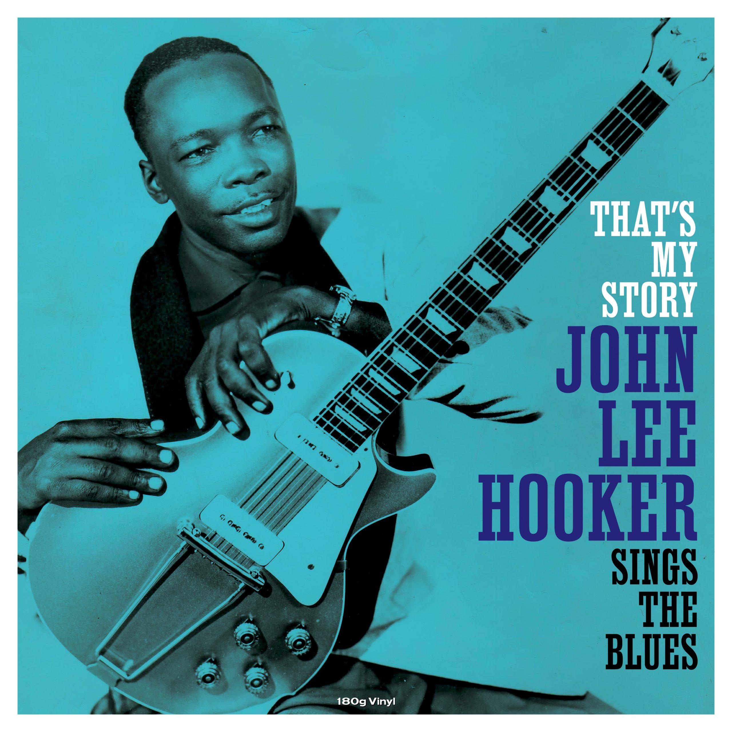 Hooker, John Lee That's My Story Vinyl