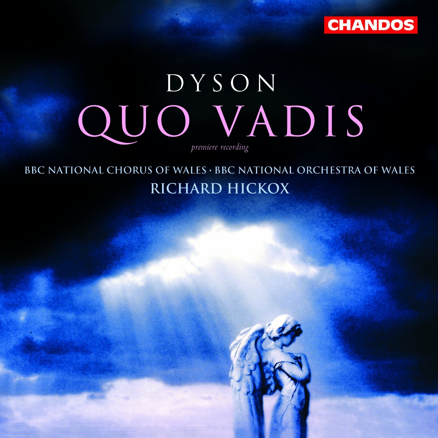 Dyson - Richard Hickox Quo Vadis Vinyl