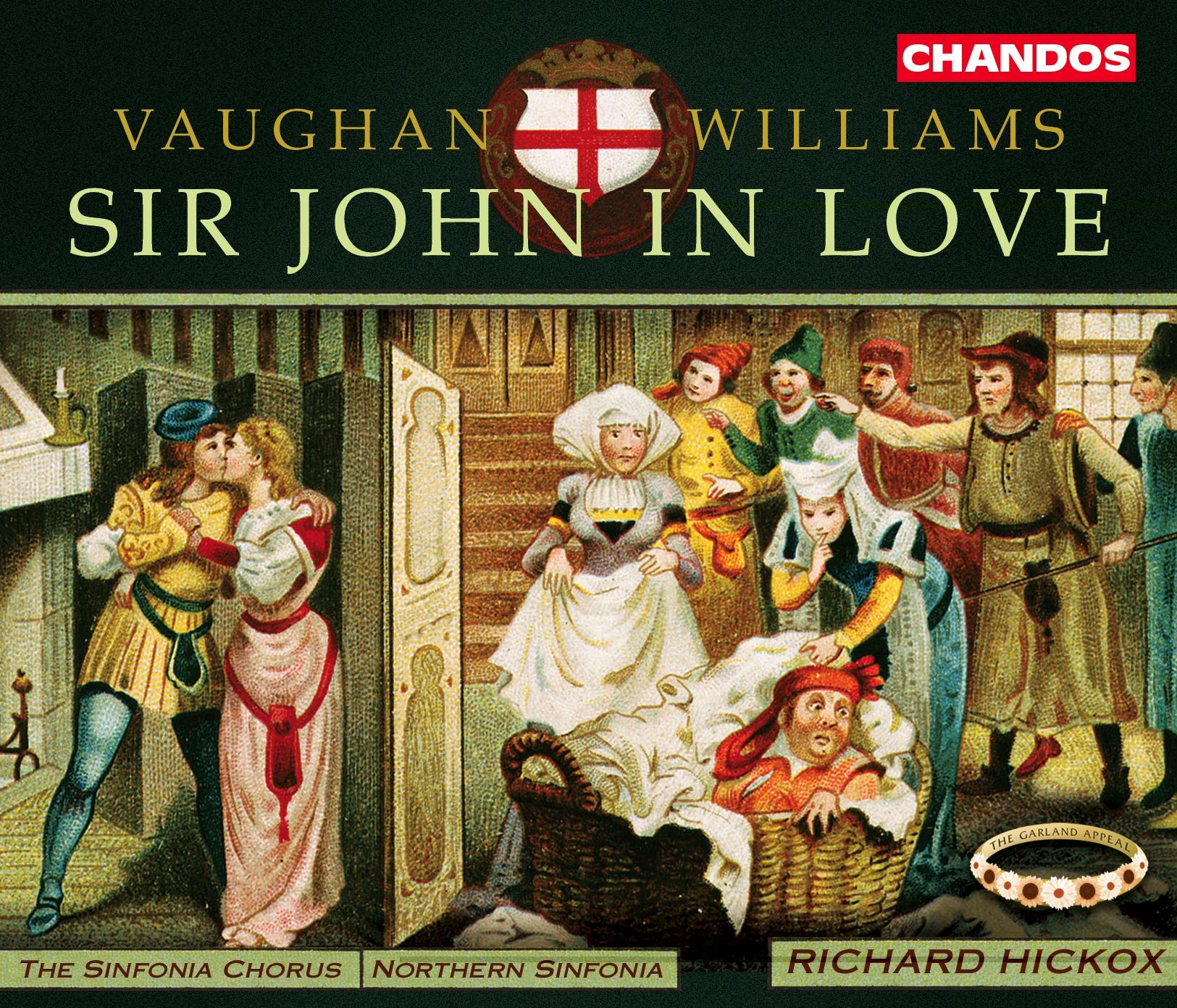 Williams - Richard Hickox SIr John In Love