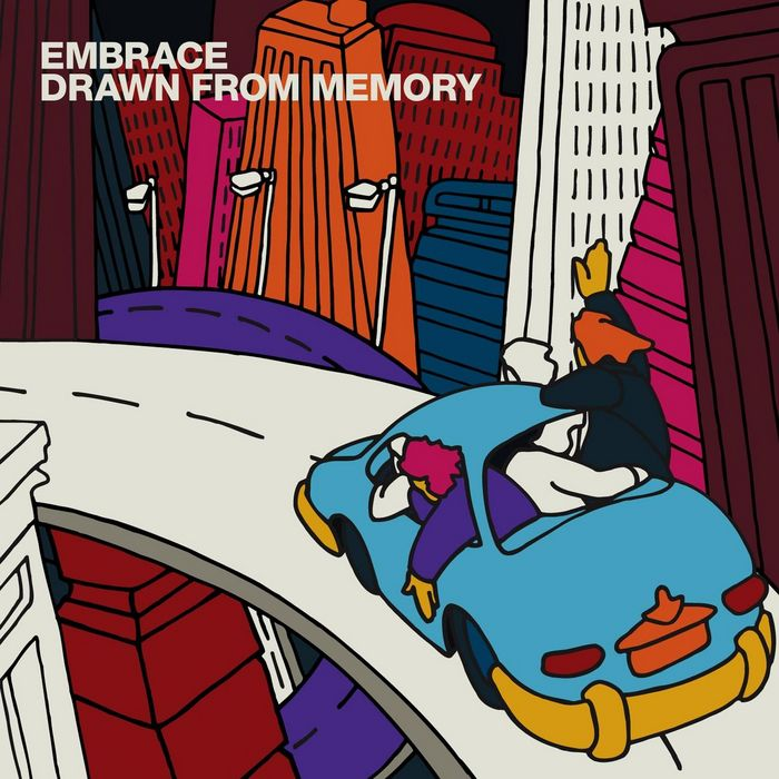 Embrace Drawn From Memory CD
