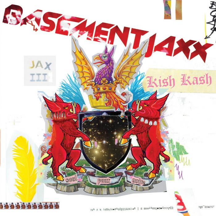 Basement Jaxx Kish Kash Vinyl