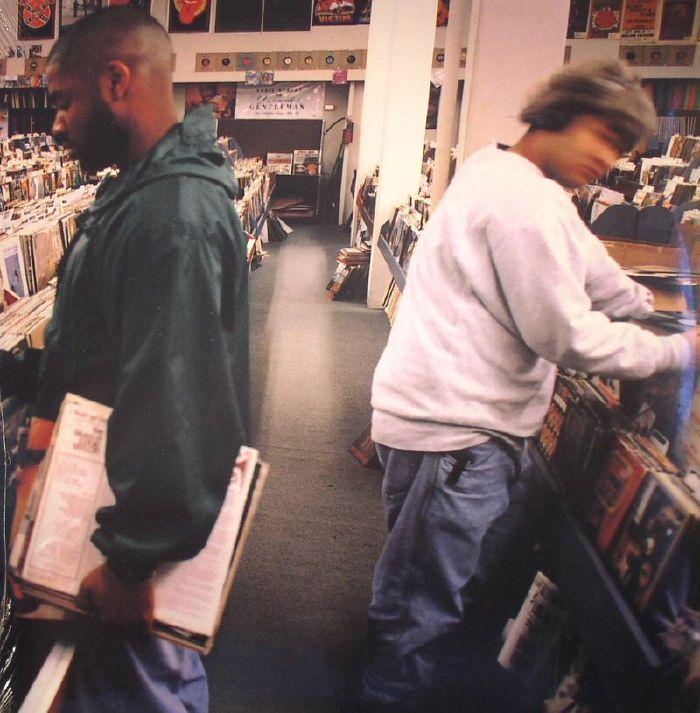 DJ Shadow Entroducing... Vinyl