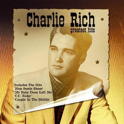 Rich, Charlie Greatest Hits Vinyl