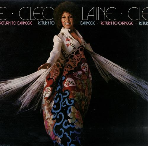 Laine, Cleo Return To Carnegie Vinyl