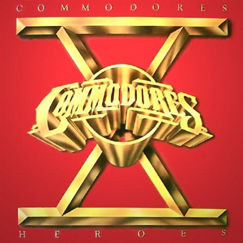 Commodores Heroes Vinyl
