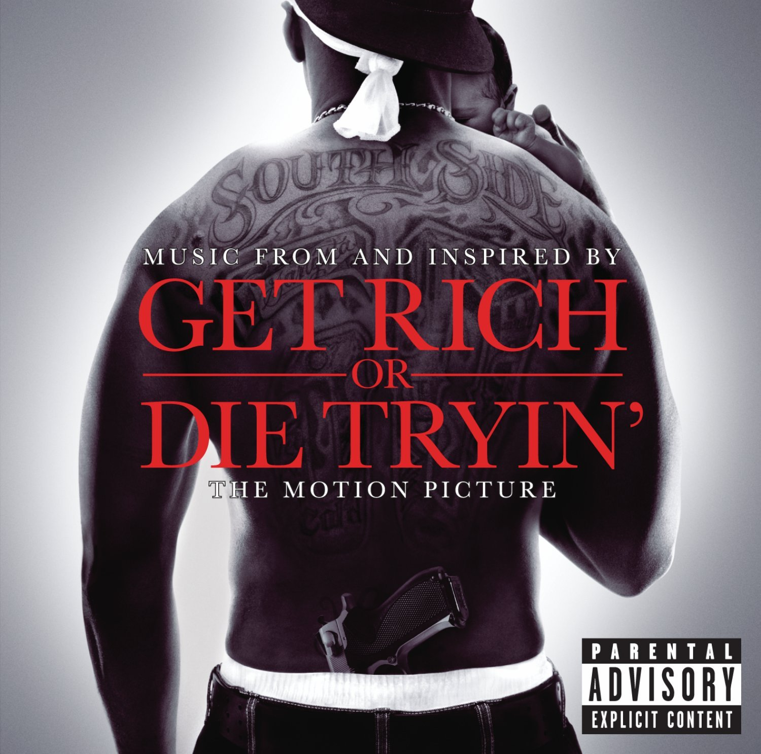 Various Music From And Inspired By Get Rich Or Die Tryin' The Motion Picture CD