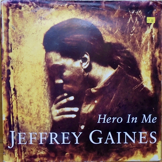 Gaines Jeffrey Hero In me