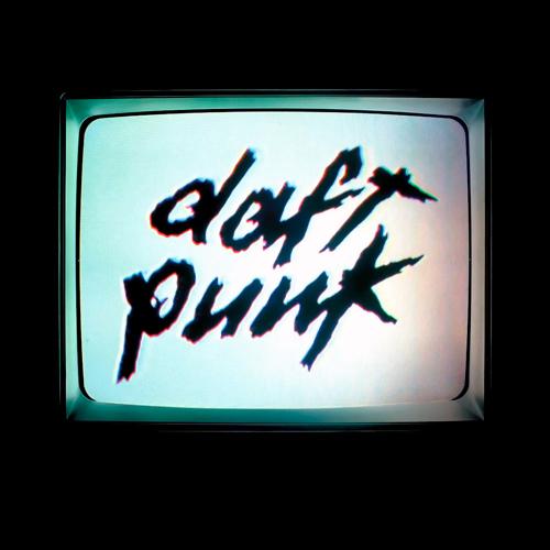 Daft Punk Human After All CD