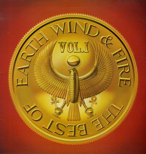 Earth Wind & Fire The Best Of Earth Wind & Fire Vol 1