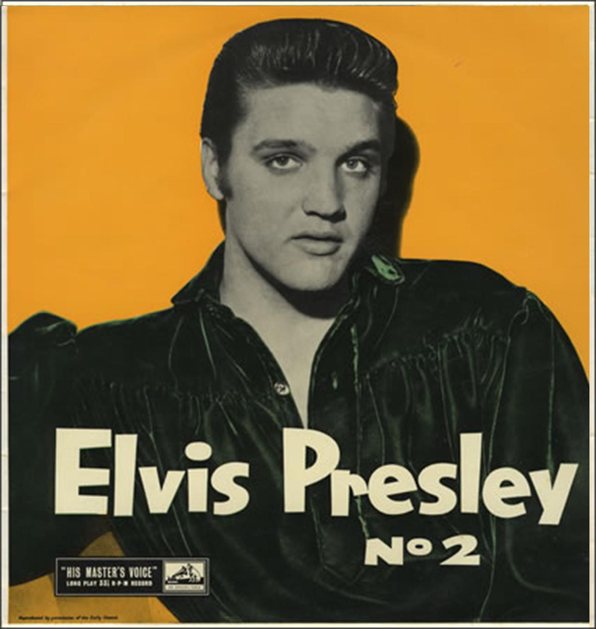 Presley, Elvis Rock 'N' Roll No.2  Vinyl