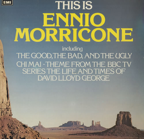 Morricone, Ennio This Is Ennio Morricone  Vinyl