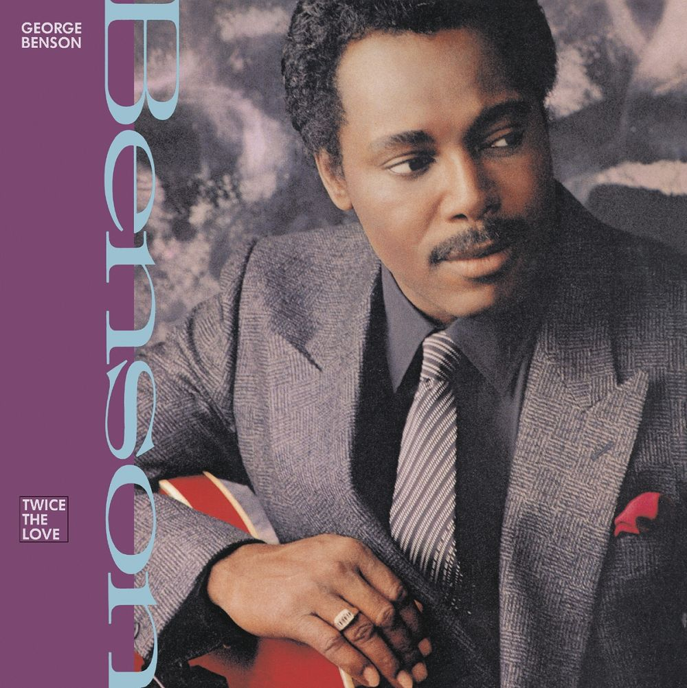 George Benson Twice The Love