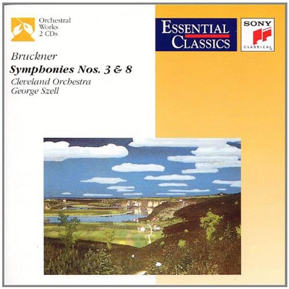 Bruckner - Cleveland Orchestra, George Szell Symphonies No. 3 & No. 8