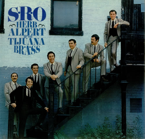 Alpert, Herb & The Tijuana Brass S.R.O.