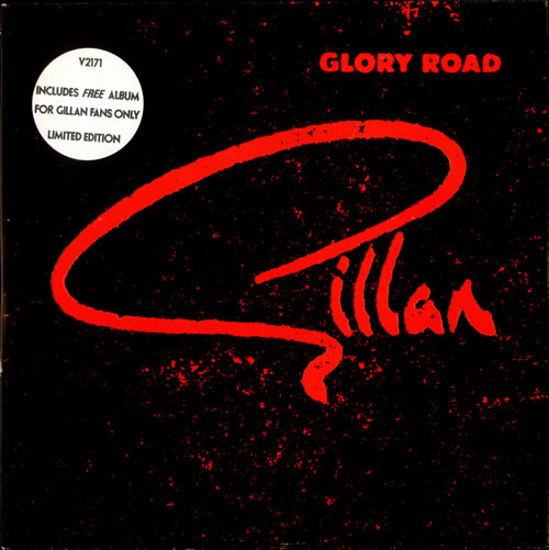 Gillan Glory Road Vinyl