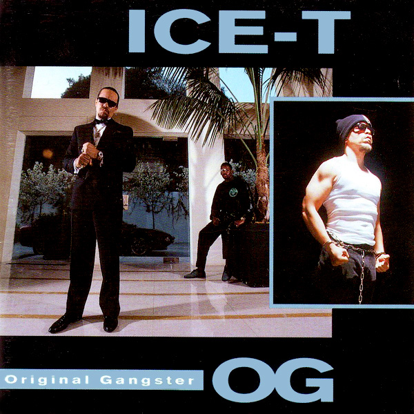 Ice-T O.G. Original Gangster CD