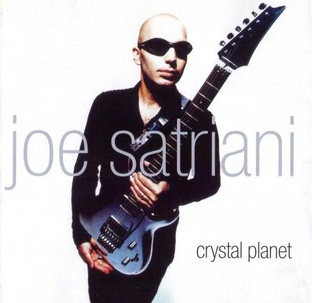 Satriani, Joe Crystal Planet