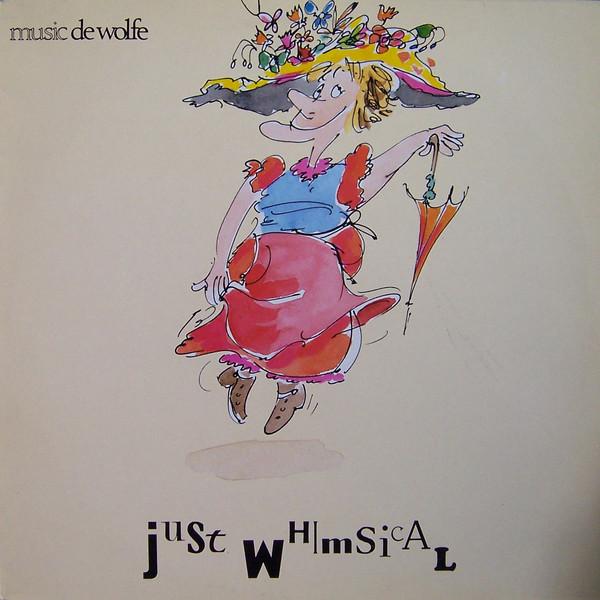 Hobson, Anthony Just Whimsical  Vinyl