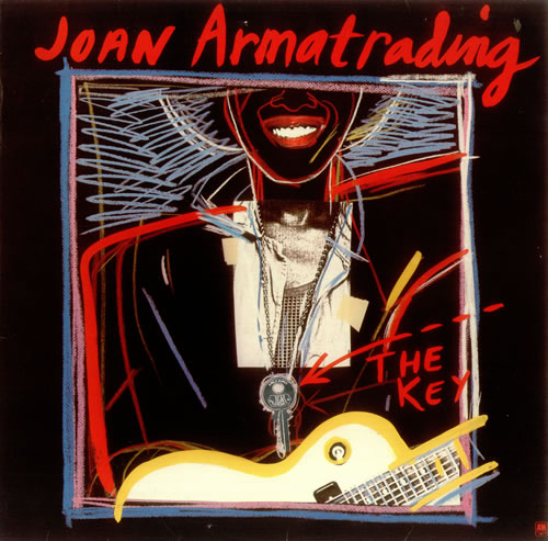 Armatrading, Joan The Key Vinyl