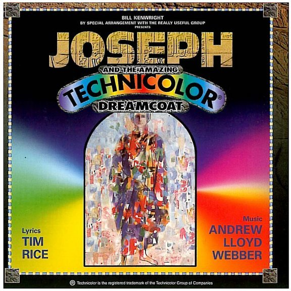 Andrew Lloyd Webber And Tim Rice Joseph And The Amazing Technicolor Dreamcoat CD