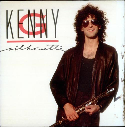 G, Kenny Silhouette Vinyl