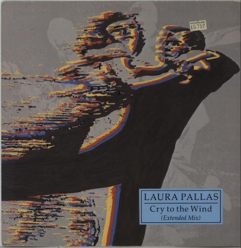 Pallas, Laura Cry To The Wind Vinyl