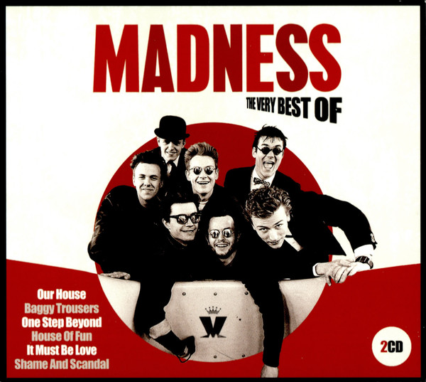 Madness Madness The Very Best Of