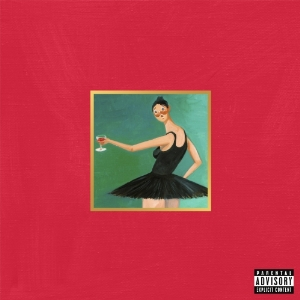 Kanye West My Beautiful Dark Twisted Fantasy