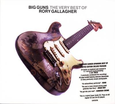 Gallagher, Rory Big Guns - The Very Best Of
