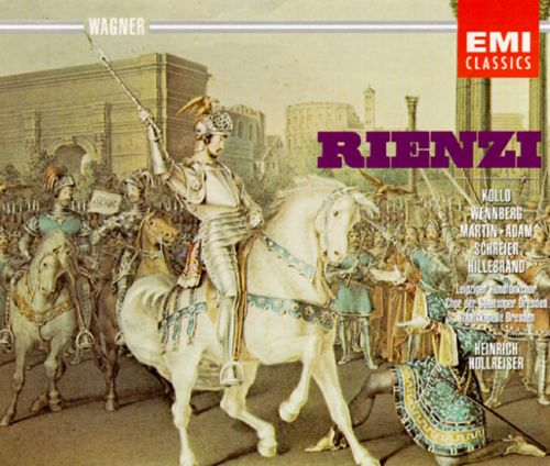 Wagner - Staatskapelle Dresden, Heinrich Hollreiser Rienzi