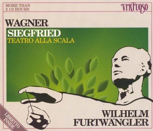 Wagner - Wilhelm Furtwangler Siegfried