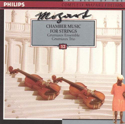 Mozart Mozart - Chamber Music For Strings
