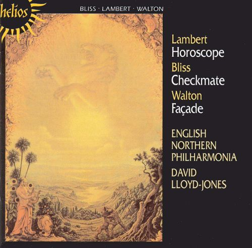 Lambert / Bliss / Walton - David Lloyd-Jones Three English Ballet Suites Vinyl