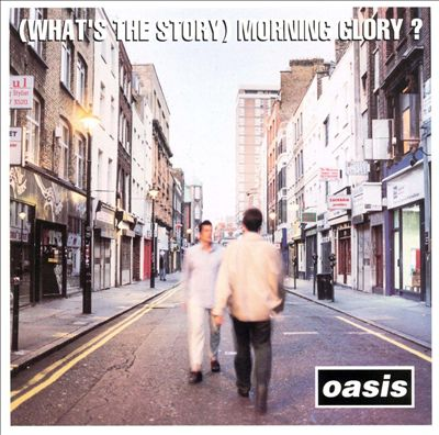 Oasis (What's The Story) Morning Glory ? CD