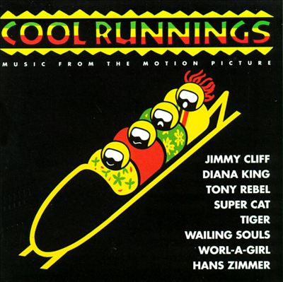 Various Cool Runnings (Music From The Motion Picture) CD