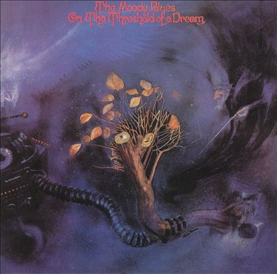 (The) Moody Blues On The Threshold Of A Dream