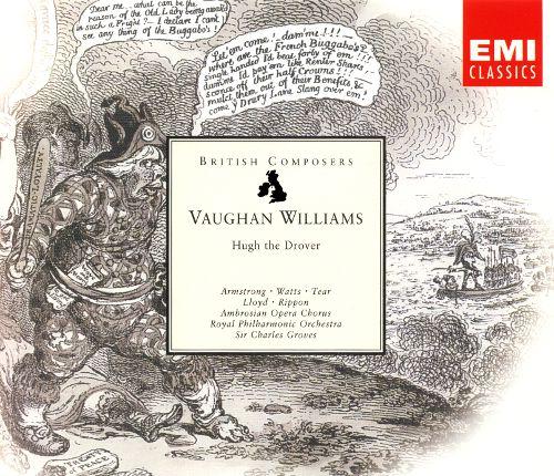 Williams - Armstrong, Watts, Tear, Lloyd, Rippon, Charles Groves Hugh the Drover