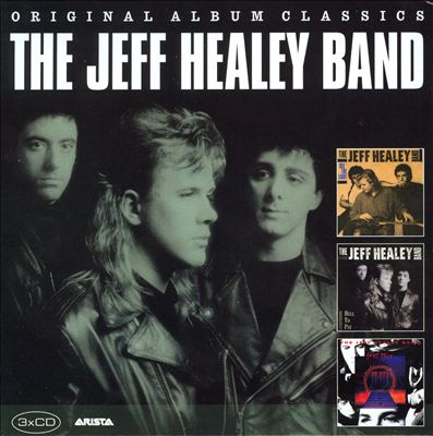 Healey Band, Jeff Original Album Classics