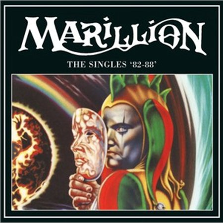 Marillion The Singles '82-88'