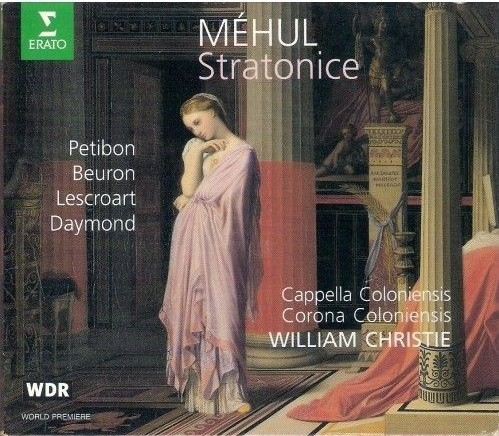 Mehul - Petibon, Beuron, Lescroart, Daymond, William Christie Stratonice