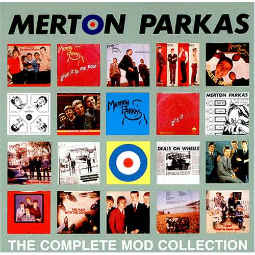The Merton Parkas The Complete Mod Collection