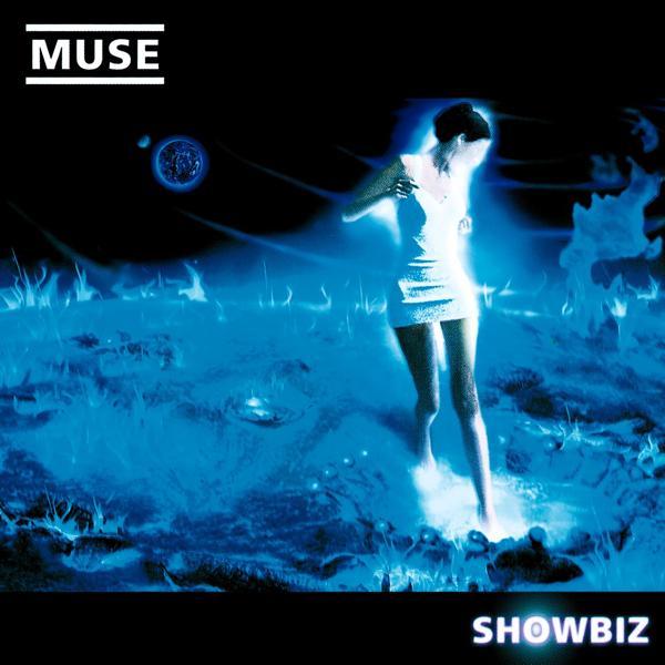 Muse Showbiz Vinyl
