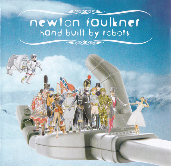 Faulkner, Newton Hand Built By Robots CD