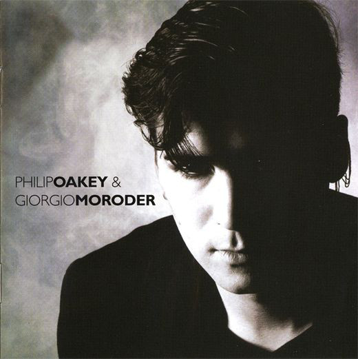 Oakey, Philip & Giorgio Moroder   Philip Oakey & Giorgio Moroder  CD