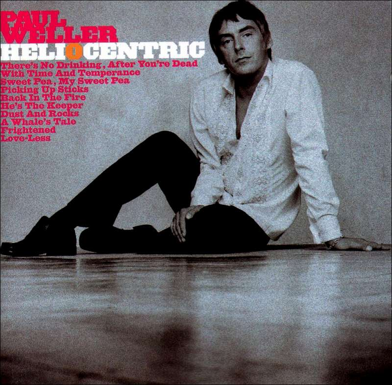 Weller, Paul Heliocentric CD