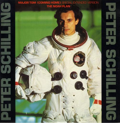 Schilling, Peter Major Tom (Coming Home)