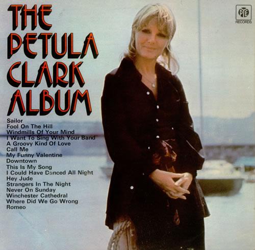 Clark, Petula The Petula Clark Album